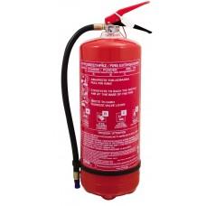 Πυροσβεστήρας 6Kg Ξηράς Σκόνης ABC85